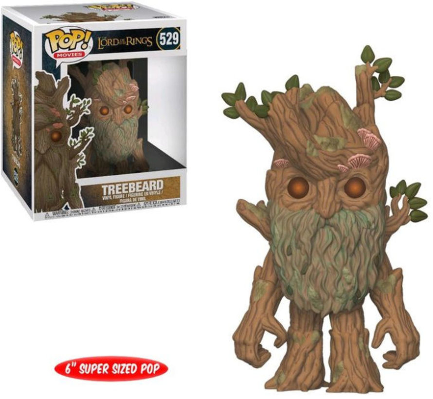 "Treebeard 6"" - Box Damage #529  - Lord Of The Rings -  - Funko POP!"