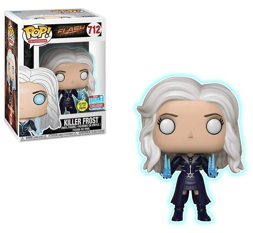 Funko Killer Frost Glow in the Dark #712 Limited Editie - The Flash - Funko POP!