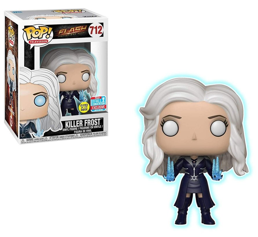 Killer Frost Glow in the Dark #712 Limited Editie - The Flash - Funko POP!