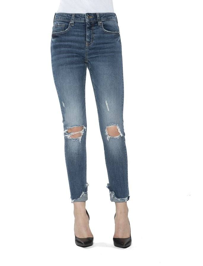 C.O.J. Fashion Denim Melanie Blue