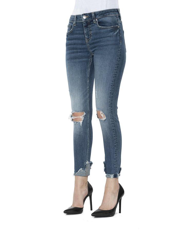 C.O.J. Fashion Denim Melanie Blue