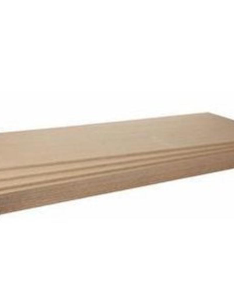 10 dB ondervloer platen