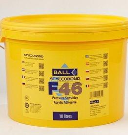 Ball PVC stroken lijm