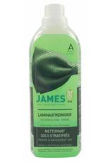 James Laminaatreiniger schoon en snel droog