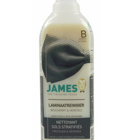 James Laminaatreiniger Bescherm en Herstel