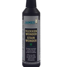 James Vlekverwijderaar tapijt