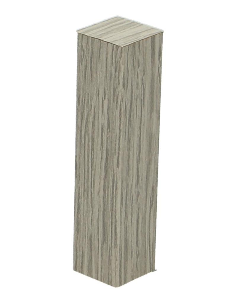 Montageclips t.b.v. rechte plint