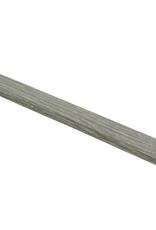 Eiken grijze  geoliede plakplint voor laminaat