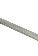Frans oud eiken grijze plakplint voor laminaat