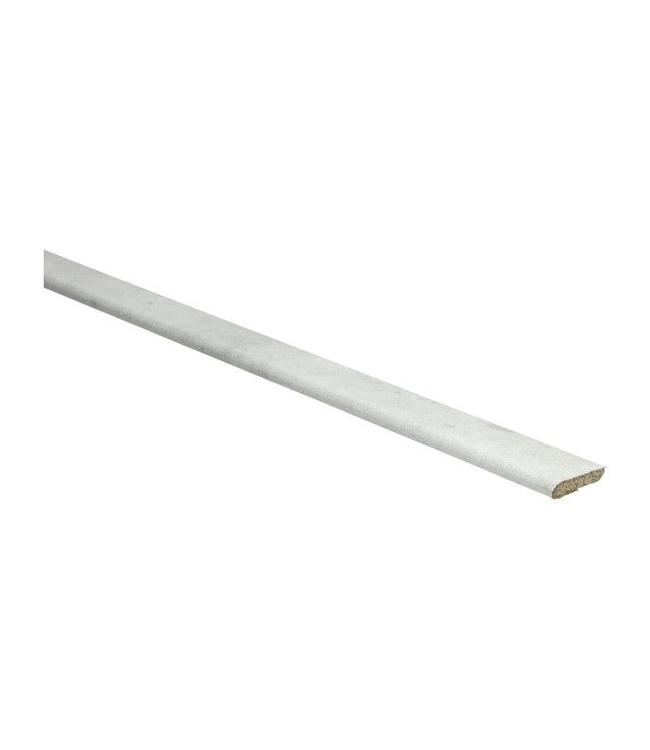 Beton lichte plakplint voor laminaat