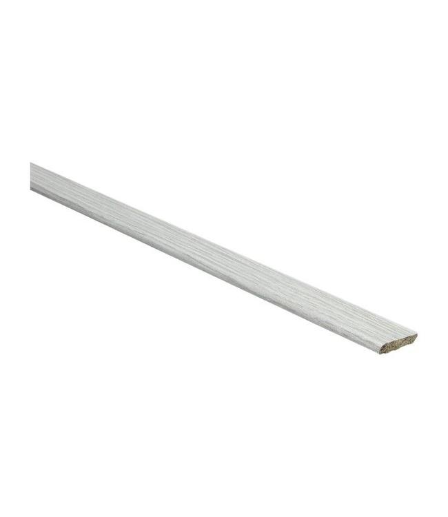 Eiken wit grijze plakplint voor laminaat