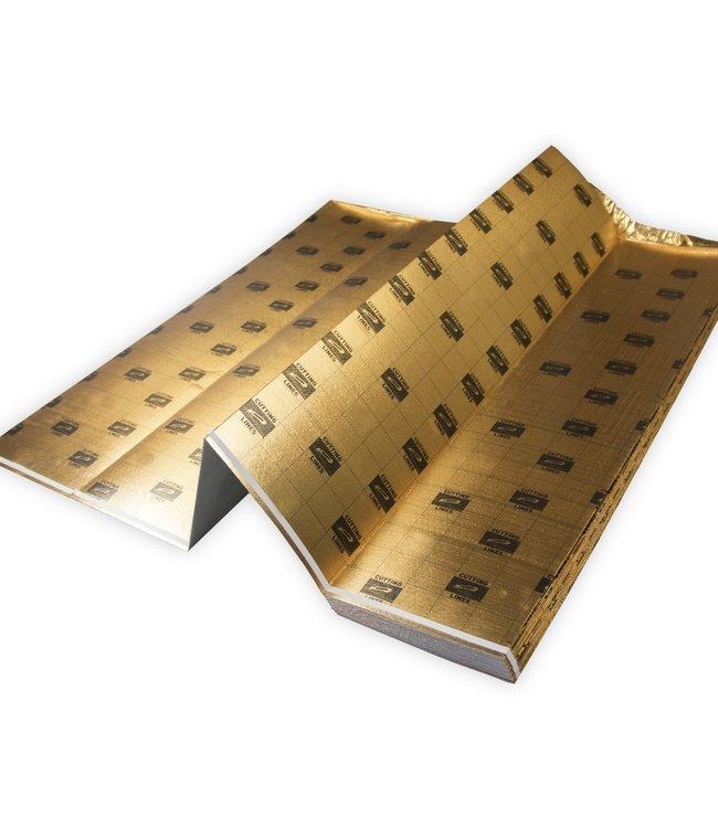 Klik PVC ondervloer