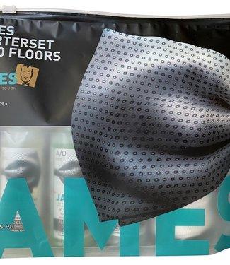 James Starterset voor vlekken op PVC en Laminaat