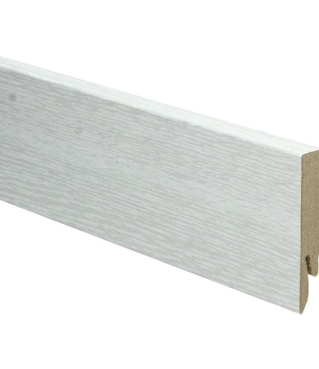 klassieke patina eik licht rechte hoge plint voor laminaat, pvc en parket