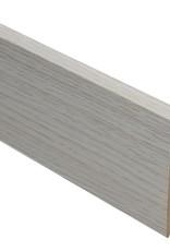 dockland oak rechte hoge plint voor laminaat, pvc en parket