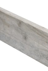 oud grenen gekalkt rechte hoge plint voor laminaat, pvc en parket