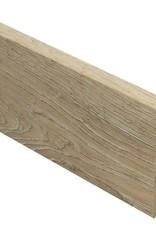 Scarlet Oak nature rechte hoge plint voor laminaat, pvc en parket