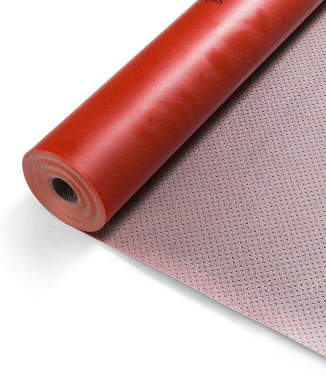 RedFloor ondervloer voor klik pvc