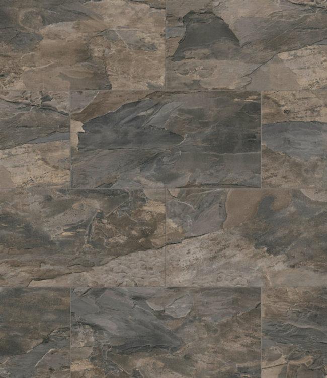 Eurohome Essence keramische tegellaminaat K388 Pewter slate