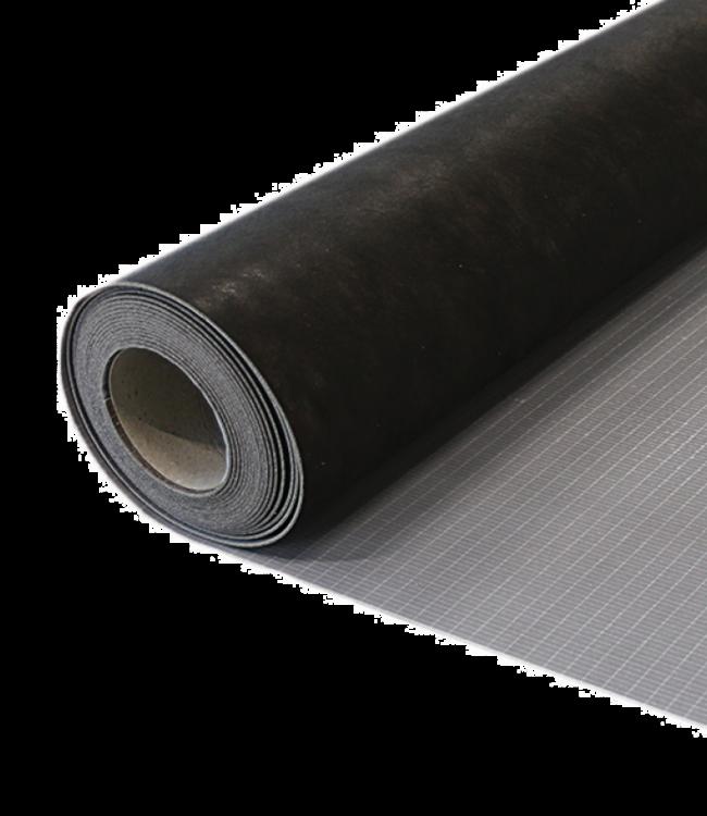 Zelfklevende ondervloer voor dryback/ plak pvc