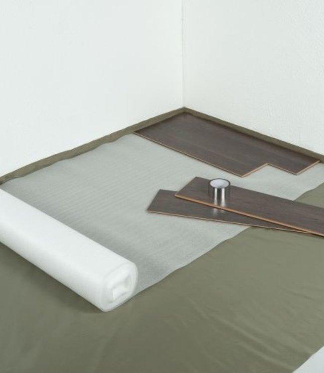 Goedkope ondervloer voor laminaat