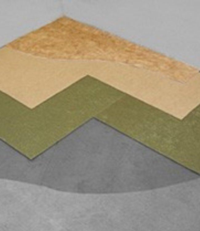 Marathon Dual ondervloer voor klik PVC op een ongelijke ondervloer