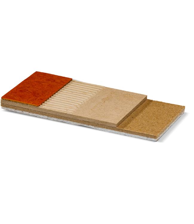 Jumpax Classic egaliserende ondervloer voor PVC Laminaat Tapijt