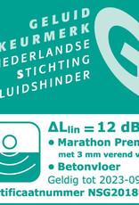 Unifloor Marathon Premium ondervloer 8 mm