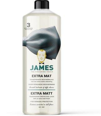 James PVC beschermlaag extra mat