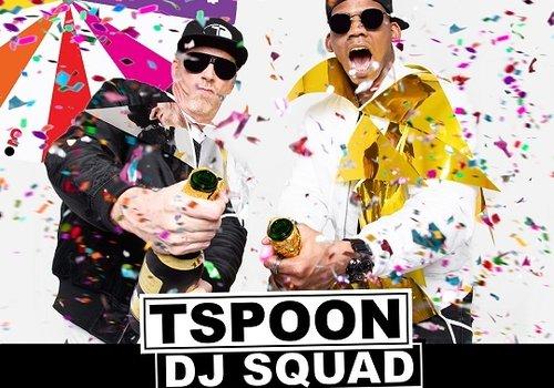 T SPOON DJ SQUAD