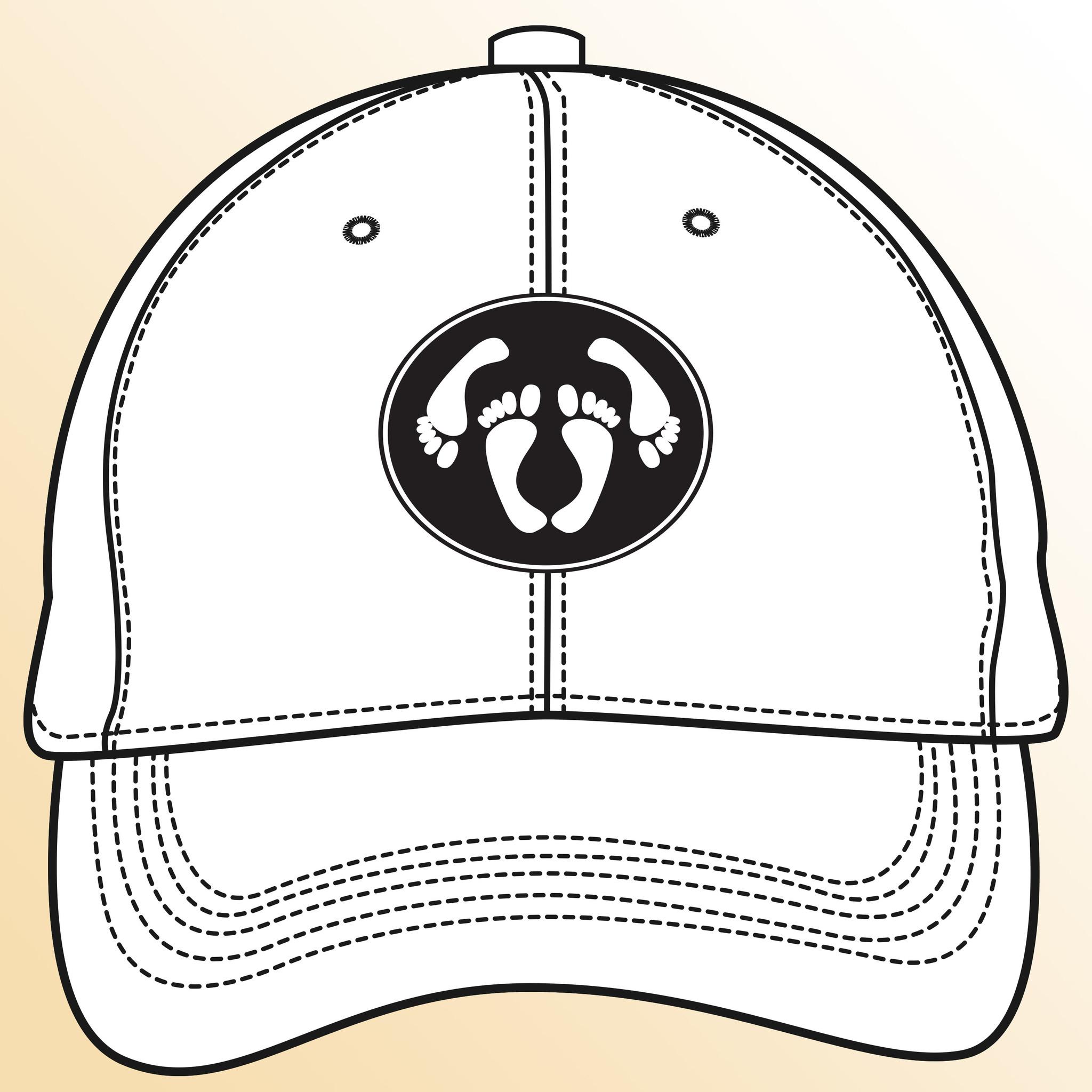 6ab12fd22ad52c T-SPOON Snapback CAP adult logo - black-white - DJFS.com