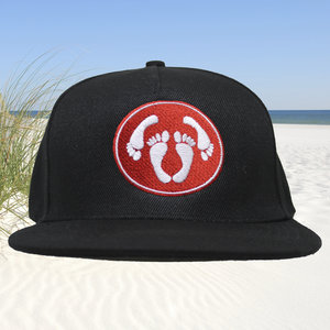 T-SPOON Snapback CAP adult logo - red-white