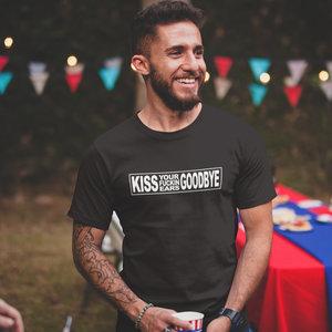 CHARLY LOWNOISE & MENTAL THEO T-shirt, zwart, klein logo KYFEG