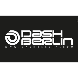DASH BERLIN Vlag met logo