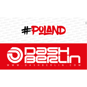 DASH BERLIN Flag Poland