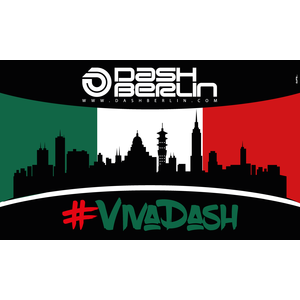 DASH BERLIN Flag VivaDash