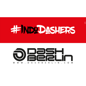 DASH BERLIN Vlag IndoDashers