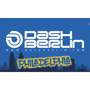 DASH BERLIN Flag Philadephia