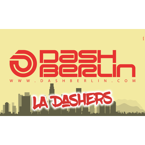 DASH BERLIN Flag LA Dashers