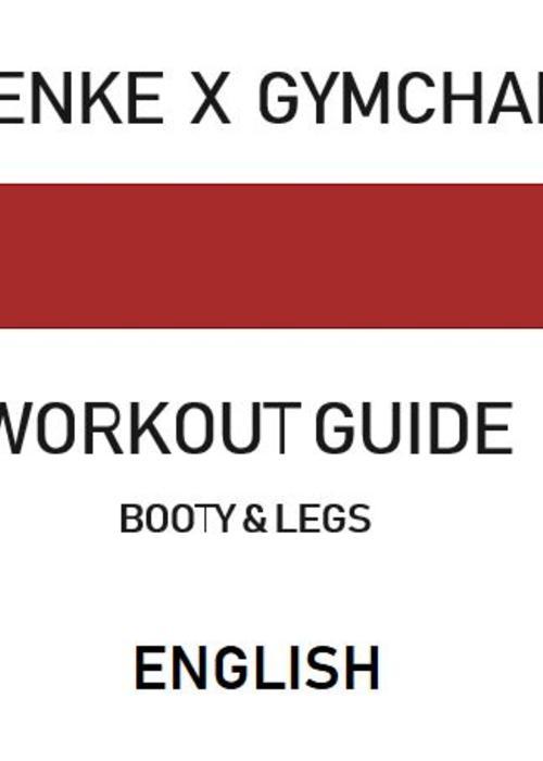 BOOTY & LEGS WORKOUT GUIDE (EN)