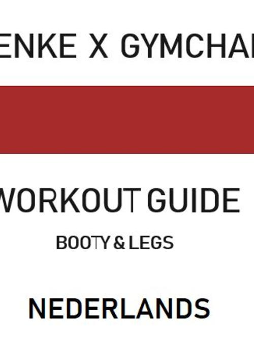 BOOTY & LEGS WORKOUT GUIDE (NL)