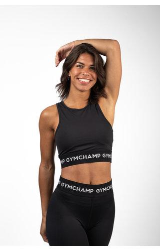 Gymchamp sportswear CHAMP SPORTS BRA - BLACK