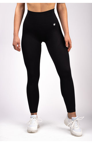 Gymchamp sportswear SEAMLESS LEGGING - BLACK
