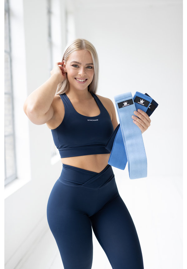 RESISTANCE BAND  KY BLUE - HEAVY