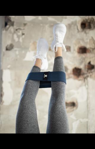 Gymchamp sportswear RESISTANCE BAND NAVY BLUE - LIGHT