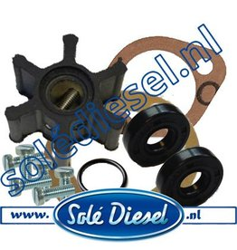 Extra Service Kit Waterpomp 32111000