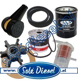 Extensive maintenance service kit mini 23