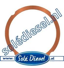 12111008   Solédiesel   parts number   Gasket Cylinder 0.1mm