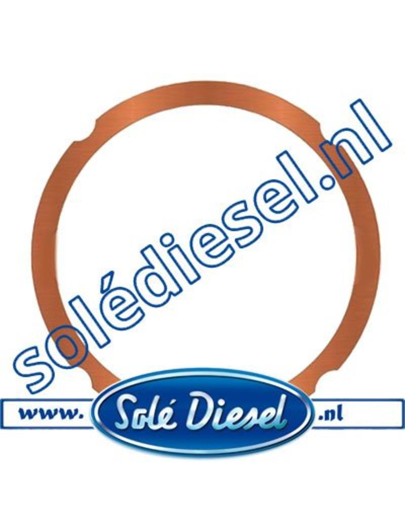 12111009 | Solédiesel |Teilenummer | Gasket Cylinder 0.3mm