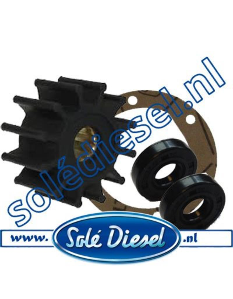 Basis Service Kit Impellerpomp 35211000 & 36111000